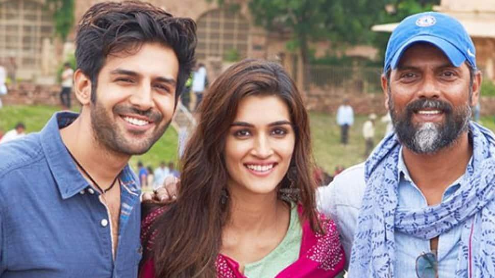 Kartik Aaryan and Kriti Sanon's 'Luka Chuppi' gets a release date