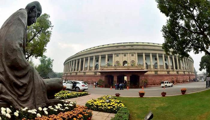 Parliament adjourned for the day after obituary references