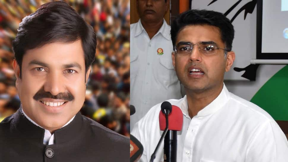 Rajasthan Assembly election results 2018: Yoonus Khan, BJP's only Muslim candidate, loses to Congress' Sachin Pilot in Tonk