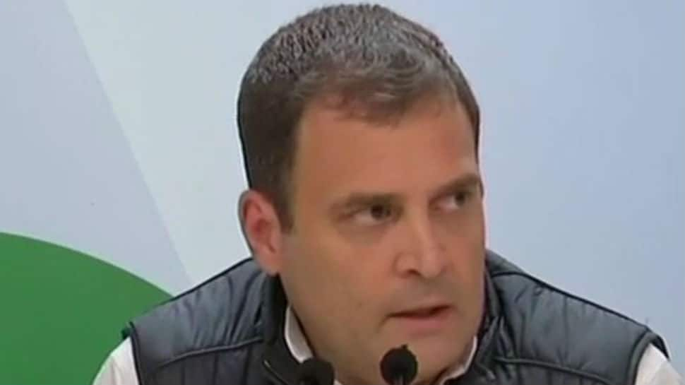 Feel sorry for PM Narendra Modi, have learnt a lot from him: Rahul Gandhi