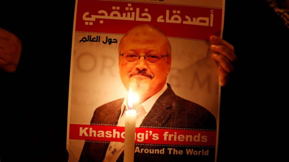 Jamal Khashoggi named Time magazine's 'Person of the Year'