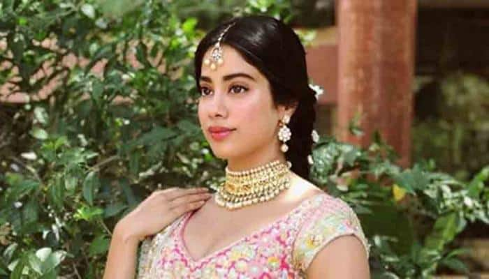 Any type of encouragement means world to me: Janhvi Kapoor