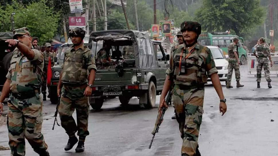 Jammu and Kashmir: Encounter underway between security forces, terrorists in Baramulla district