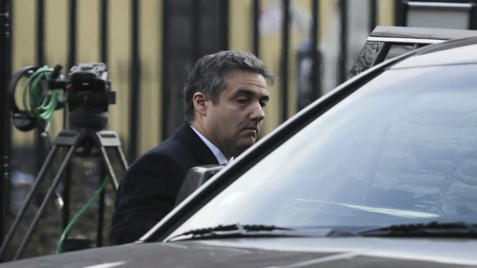 Donald Trump's ex-lawyer Michael Cohen sentenced to 3 years prison on campaign charge