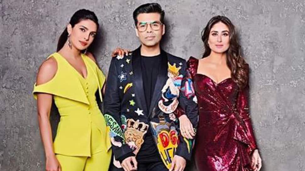 Koffee With Karan season 6: Kareena Kapoor and Priyanka Chopra all set to bring the house down