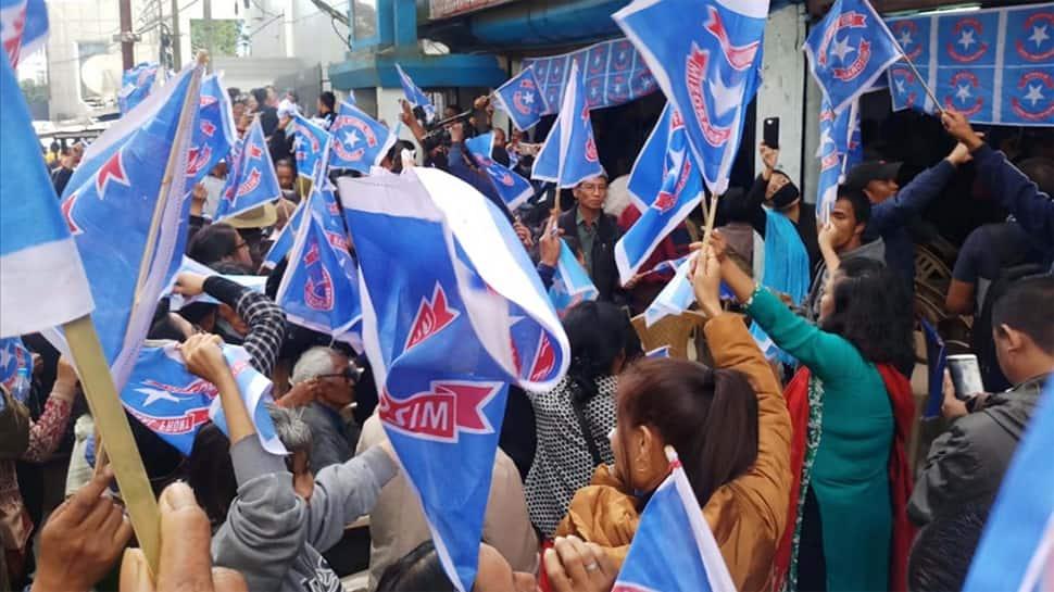 In Mizoram assembly polls, lowest winning margin 3 votes, highest 2,720