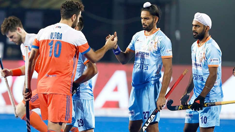 India knocked out of Hockey World Cup, go down 1-2 to the Netherlands in quarterfinal