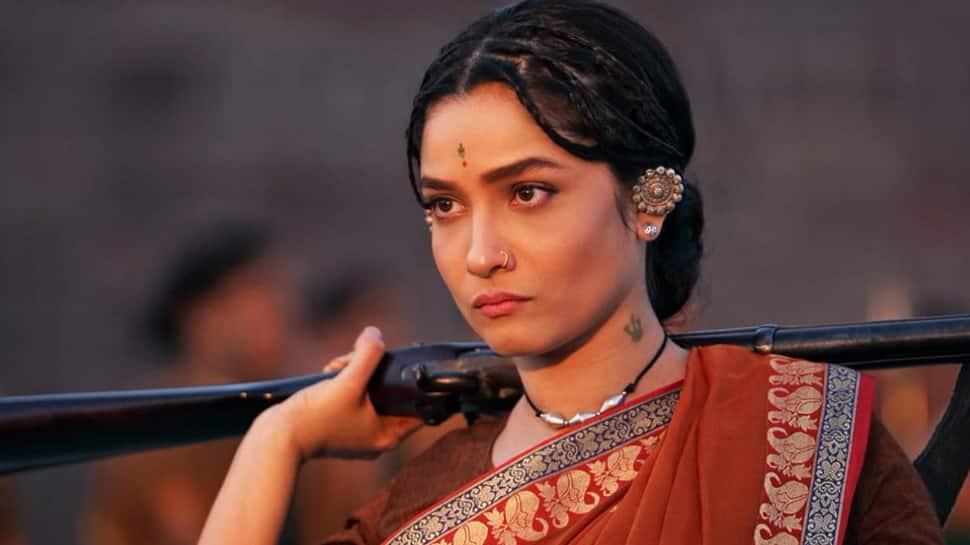 Manikarnika: Ankita Lokhande's first look as Jhalkari Bai unveiled—Pics