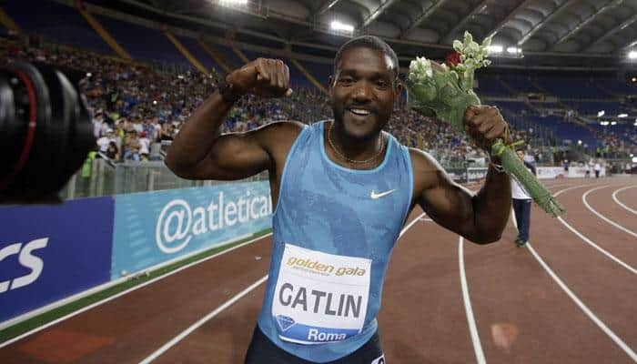Justin Gatlin believes he can still be a contender in Doha 100m
