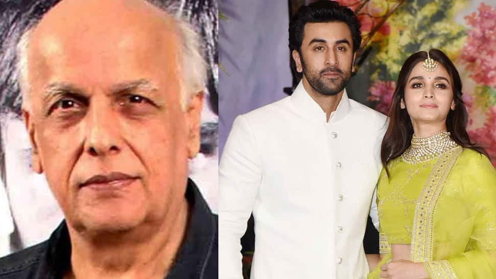 Alia Bhatt reacts to her father Mahesh Bhatt's comment about Ranbir Kapoor being a great guy for her