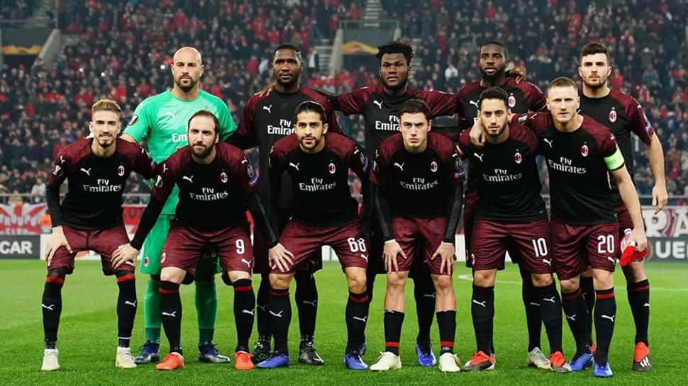 AC Milan crash out of Europa League