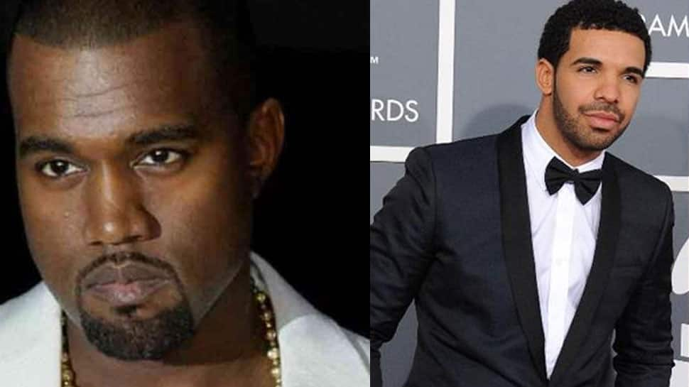 Kanye West loses his cool on Twitter, accuses Drake of threatening him and his family in an explosive rant