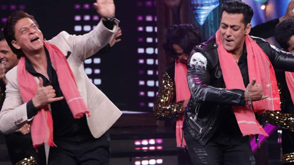 Bigg Boss 12 Weekend ka Vaar preview: Shah Rukh Khan to promote 'Zero' on Salman Khan's show—Pics
