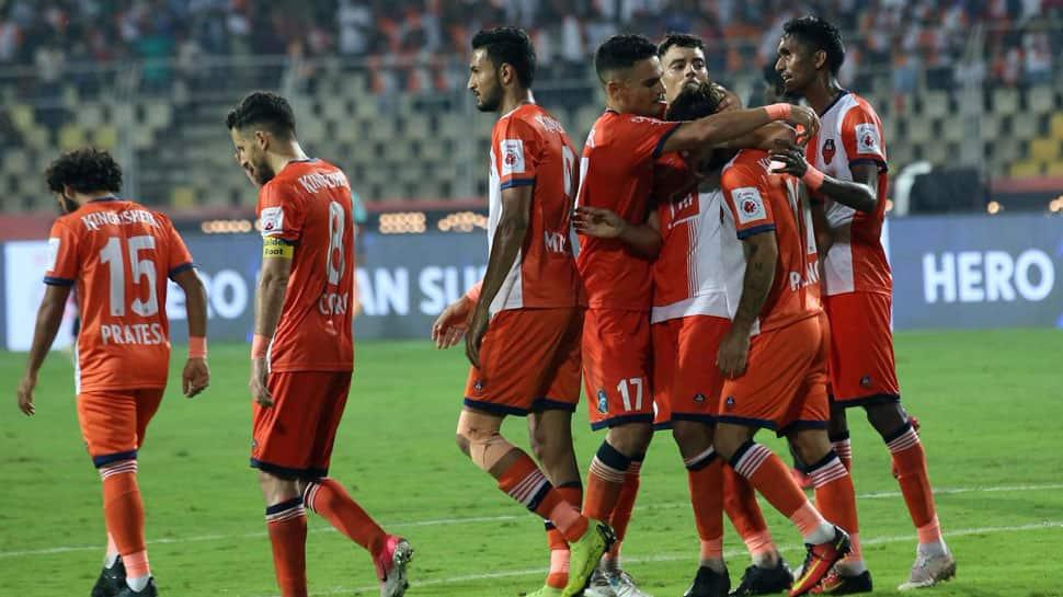 ISL: FC Goa find form to thrash NEUFC 5-1