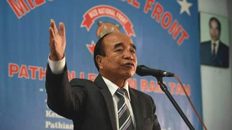 Zoramthanga takes oath as new Chief Minister of Mizoram