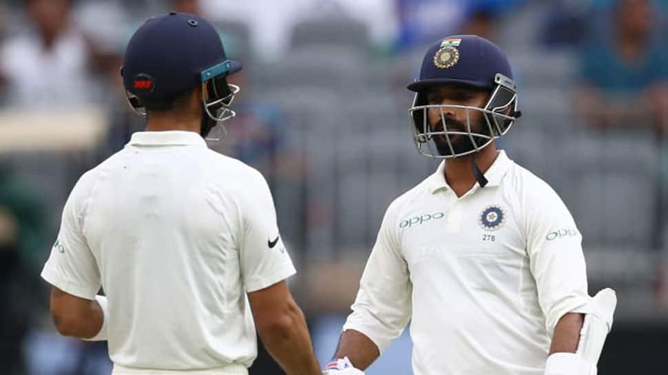 India vs Australia, 2nd Test Day 2: Virat Kohli, Ajinkya Rahane's fifties take India to 172-3 at stumps