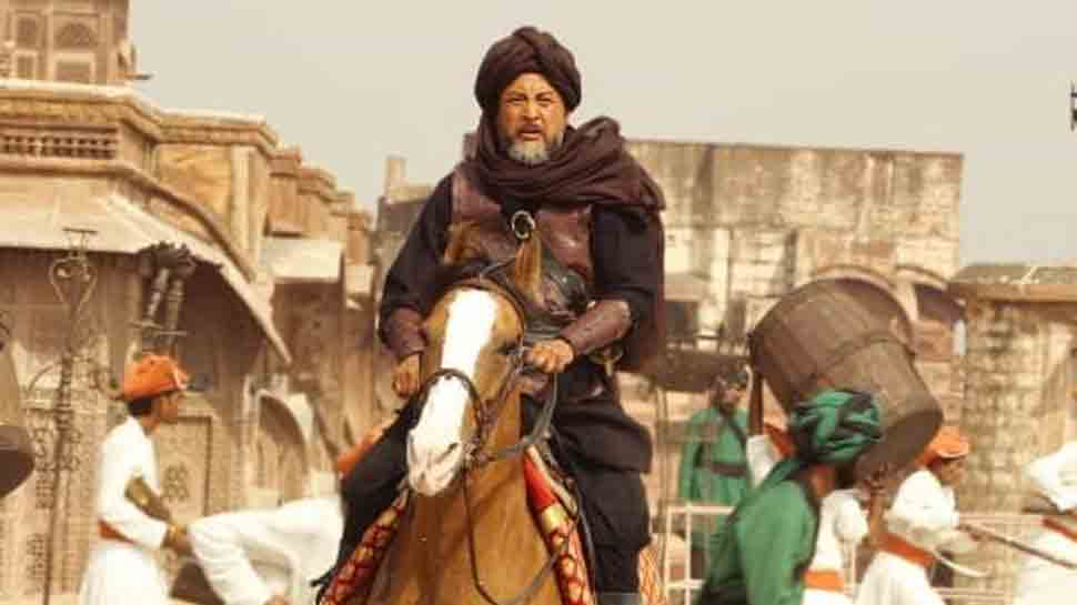 Manikarnika first look: Danny Denzongpa looks fierce as Ghulam Ghaus Khan