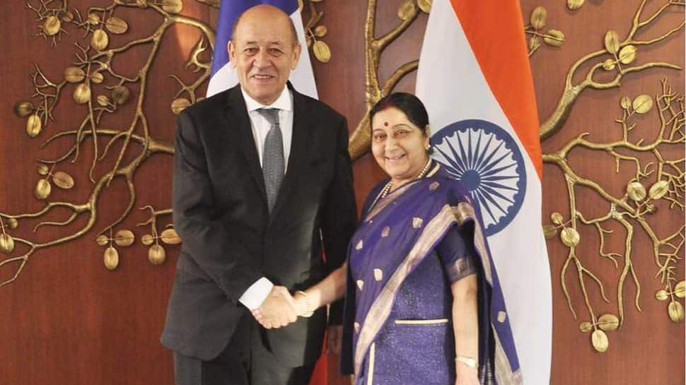 In France, India has a partner that has never failed it: French Foreign Minister Jean-Yves Le Drian