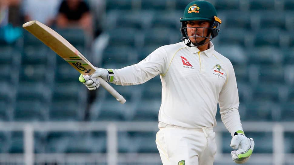 Australian batsman Usman Khawaja positive despite lean run in Test series against India