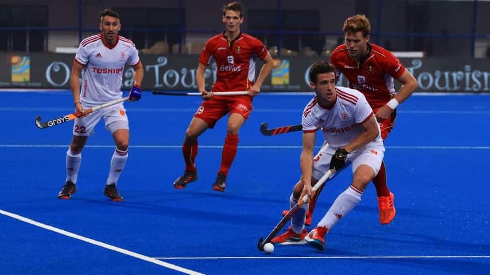 Hockey World Cup: Belgium maul England 6-0 to reach maiden final