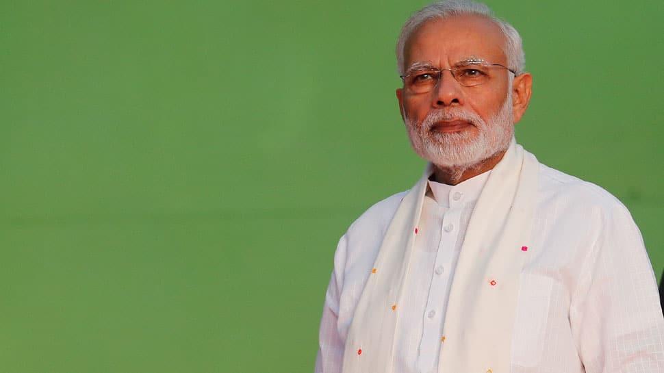 PM Narendra Modi accuses Congress of lip service to farmers; BJP ryot friendly
