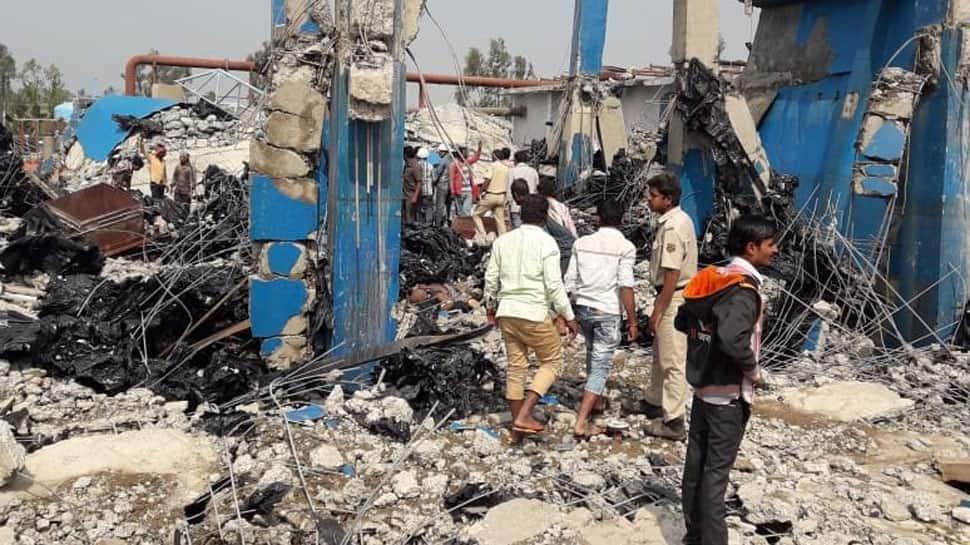 At least 6 killed, 5 injured in boiler blast in Karnataka's Bagalkot