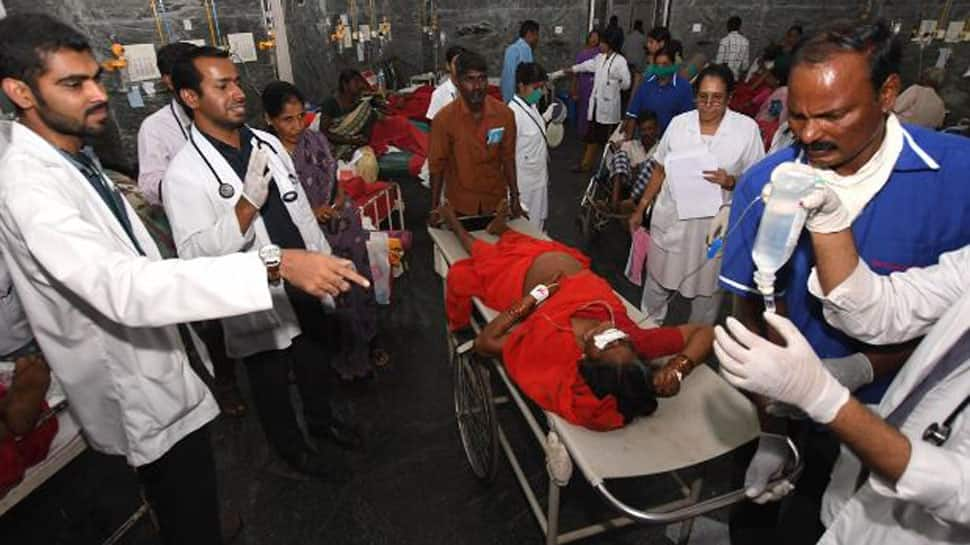 Karnataka: Death toll rises to 13 in temple food-poisoning incident; case registered against 7