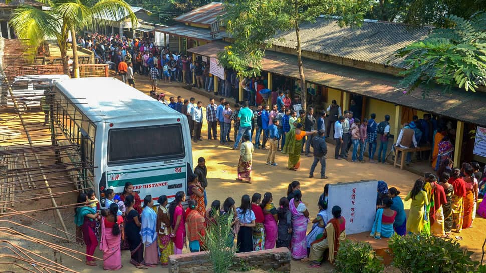 BJP pockets 41% of total seats, marches ahead of Congress in Assam panchayat polls