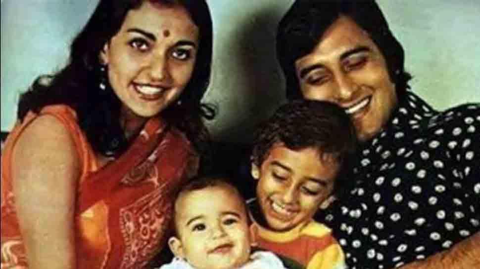 Actor Vinod Khanna's first wife Geetanjali passes away