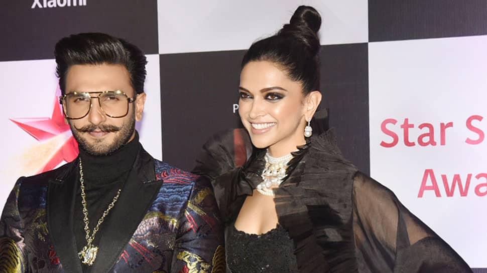 Ranveer Singh's moving speech at awards show leaves Deepika Padukone teary eyed—Watch