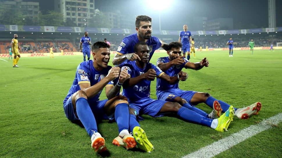 ISL:  Modou Sougou guides Mumbai City FC to 6-1 win over Kerala Blasters