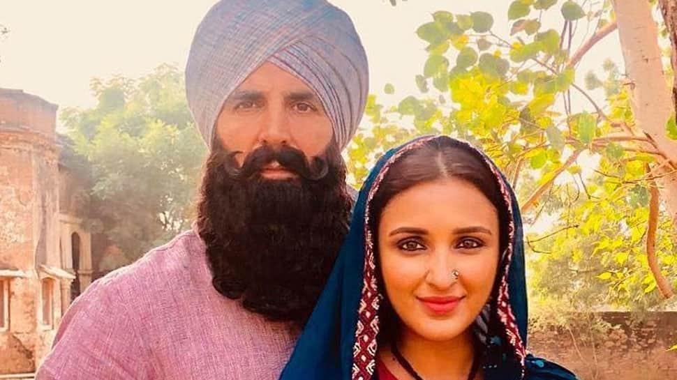 Kesari: Parineeti Chopra's first look unveiled, Akshay Kumar slays as a Sikh warrior—Pic