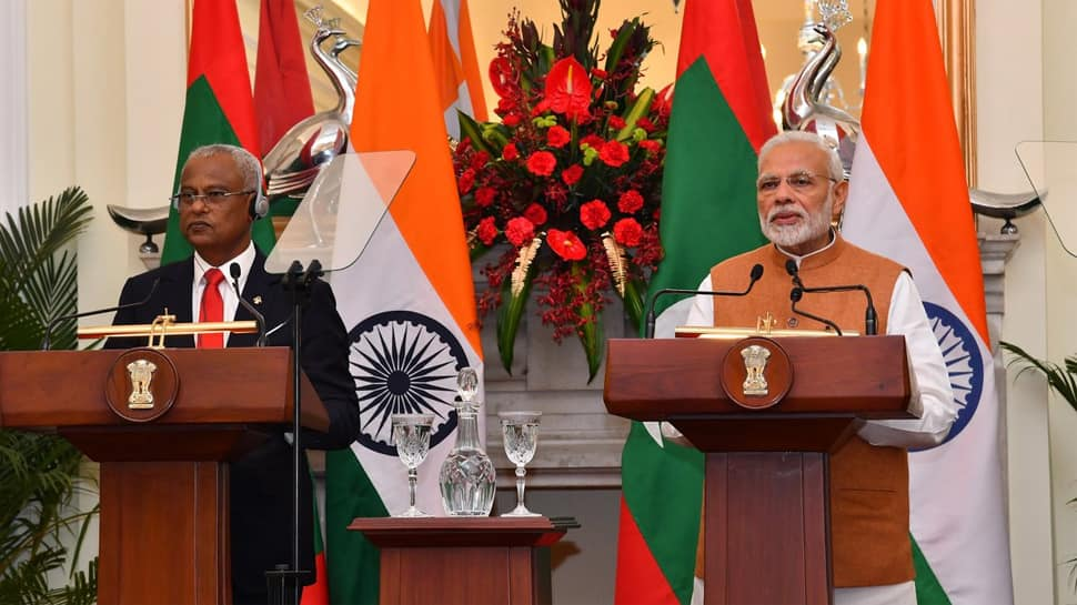 India extends $1.4 billion assistance to Maldives