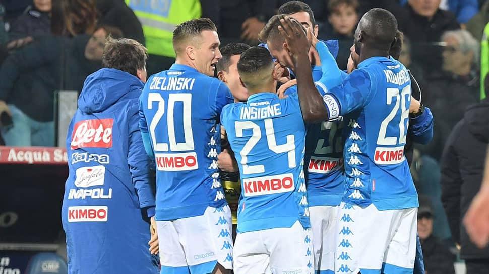 Serie-A: Superb Arkadiusz Milik strike seals late win for Napoli