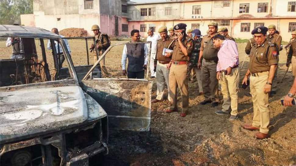 Bulandshahr violence: One accused surrenders, prime accused Yogesh Raj still at large