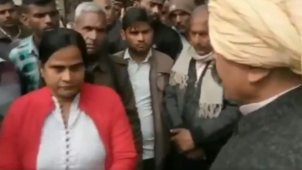 Don't you know my power: BJP MLA Udaybhan Chaudhary 'threatens' SDM in Uttar Pradesh