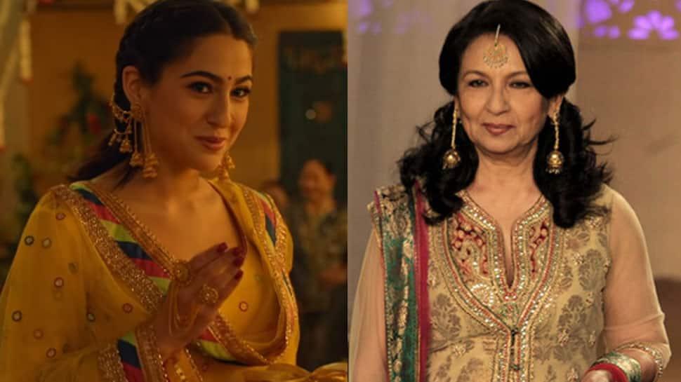 Sara Ali Khan reveals how grandmother Sharmila Tagore reacted after watching 'Kedarnath'