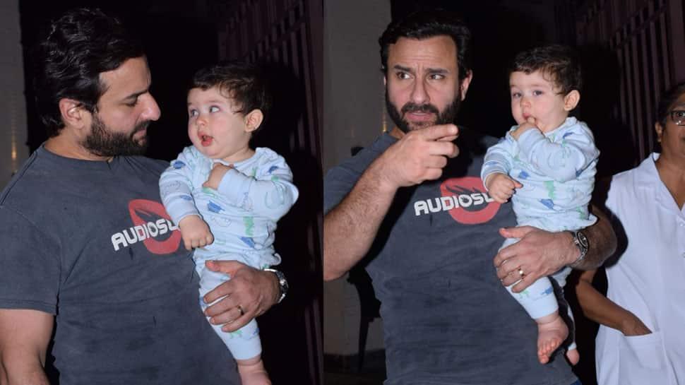 Saif Ali Khan reveals Taimur Ali Khan's birthday plans—Details inside