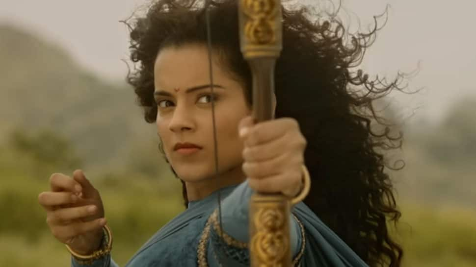 Manikarnika Trailer Kangana Ranaut As The Valiant Rani Laxmibai