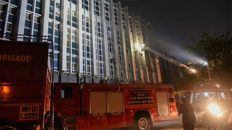 Mumbai ESIC Hospital fire claims 9 lives, Maharashtra CM Devendra Fadnavis orders enquiry