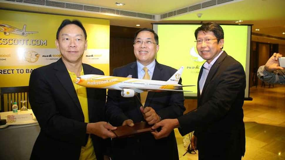 NokScoot enters Indian market, inaugurates first flight from Delhi to Bangkok