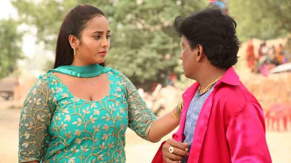 Rani Chatterjee, Ritesh Pandey's Rani Weds Raja fresh stills out — Take a look