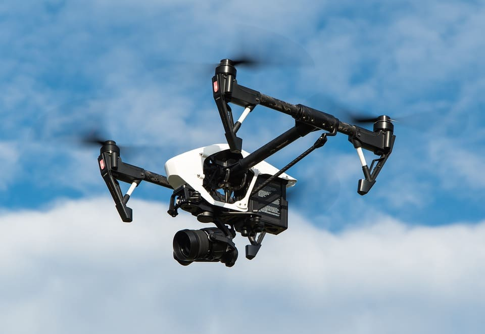 Flight operations suspended at UK airport after drone sightings