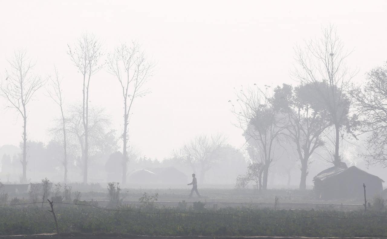At 4 degree-Celsius, Delhi records coldest morning this winter season