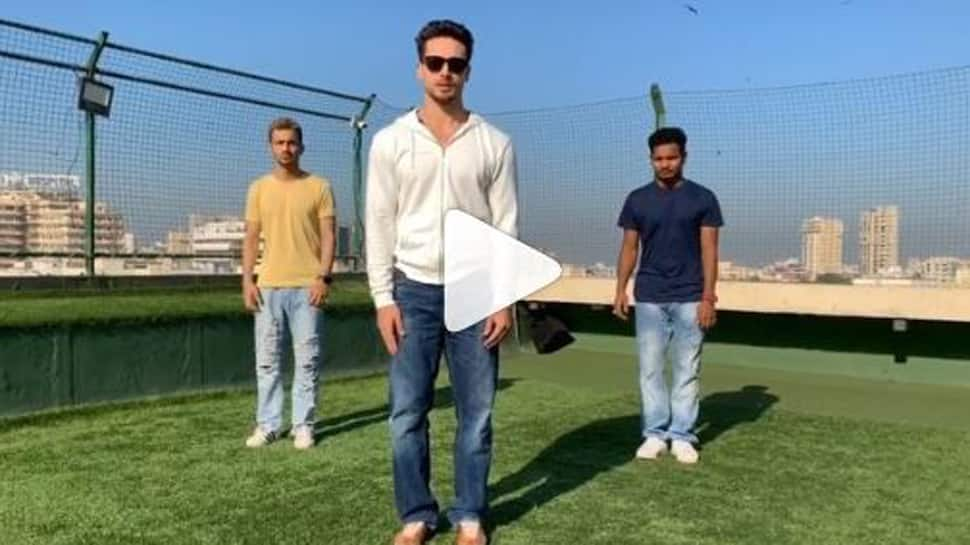 Move over Nora Fatehi, Tiger Shroff grooving to Dilbar is unmissable-Watch