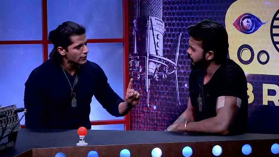 Bigg Boss 12 written updates: Will Karanvir Bohra, Sreesanth be able to resolve their differences?