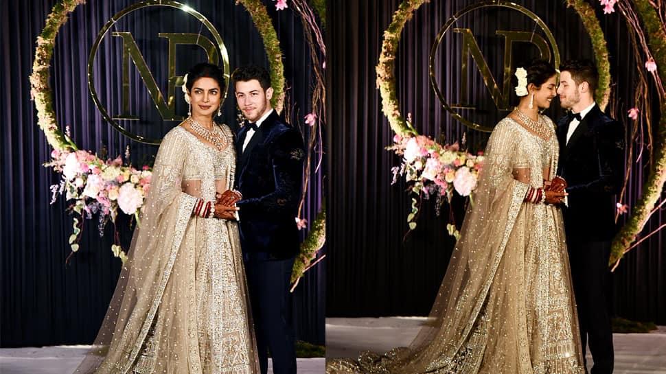 Priyanka Chopra And Nick Jonas Dance To Desi Girl At Their Mumbai