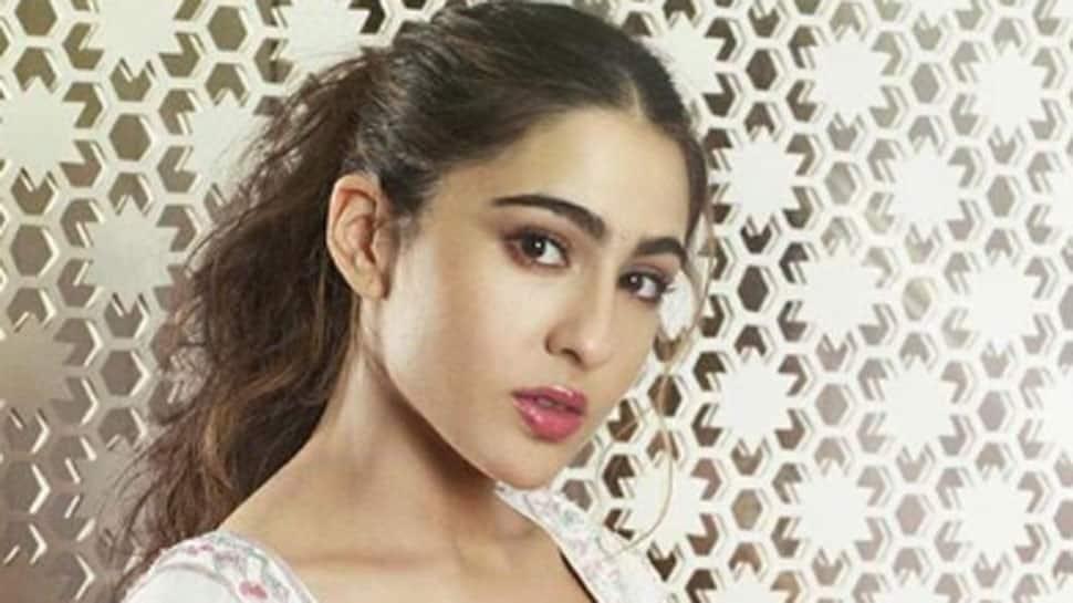 Sara Ali Khan is elegance personified in a white lehenga—Pics