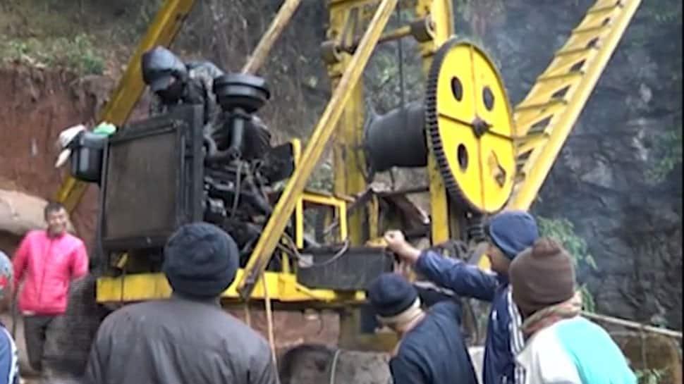 A week goes by, 13 miners still trapped Meghalaya's coal mine