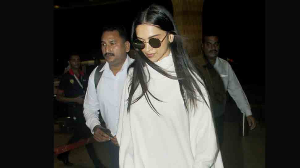 Deepika Padukone leaves for Bengaluru after attending Priyanka Chopra-Nick Jonas' reception